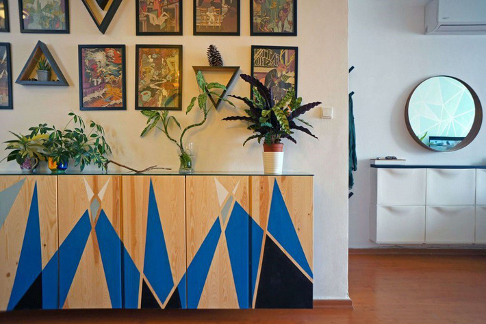 Cập nhật ngay các thiết kế tủ lưu trữ này sẽ giúp mọi không gian trong nhà bạn luôn gọn gàng, ngăn nắp - Ảnh 8.