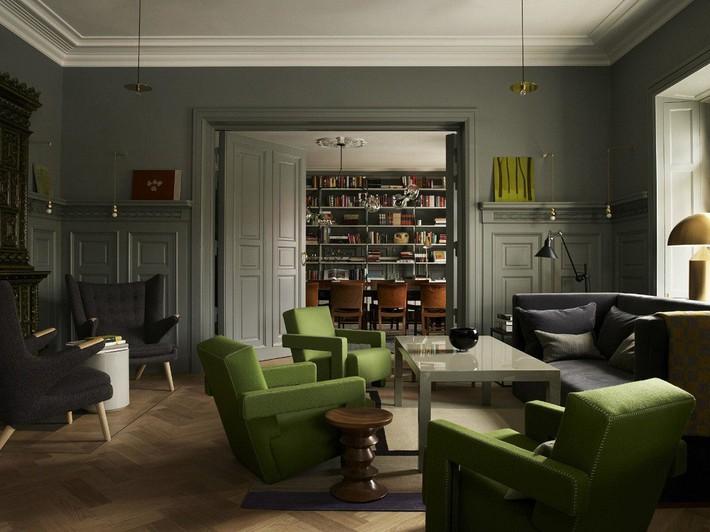 Thiết kế nhà ở Bắc Âu chứng minh cho mọi người thấy: phong cách Scandinavian tuy đơn giản nhưng không thiếu sự tinh tế - Ảnh 1.