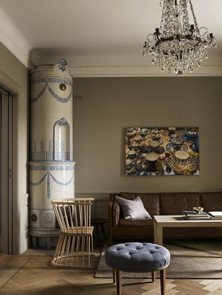 Thiết kế nhà ở Bắc Âu chứng minh cho mọi người thấy: phong cách Scandinavian tuy đơn giản nhưng không thiếu sự tinh tế - Ảnh 2.