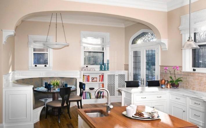 Thiết kế không gian đa chức năng thông minh cho những căn hộ chung cư có diện tích nhỏ - Ảnh 8.