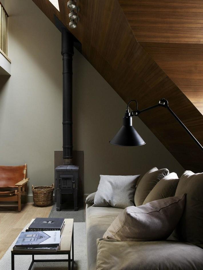 Thiết kế nhà ở Bắc Âu chứng minh cho mọi người thấy: phong cách Scandinavian tuy đơn giản nhưng không thiếu sự tinh tế - Ảnh 10.