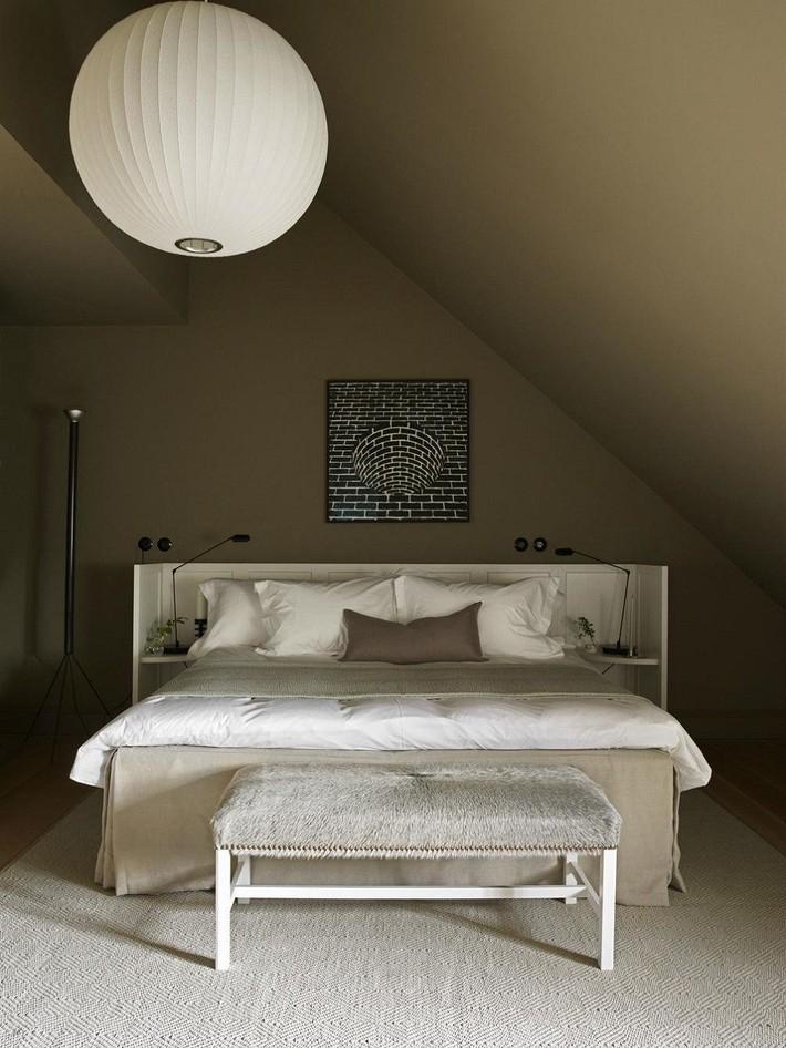 Thiết kế nhà ở Bắc Âu chứng minh cho mọi người thấy: phong cách Scandinavian tuy đơn giản nhưng không thiếu sự tinh tế - Ảnh 12.