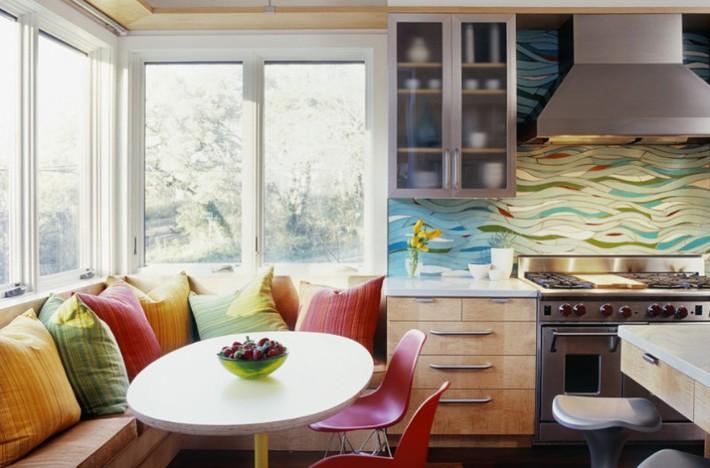 Đừng dè bỉu nhà bếp nhỏ vì 5 ý tưởng thiết kế dưới đây sẽ khiến bạn phải thay đổi  - Ảnh 1.