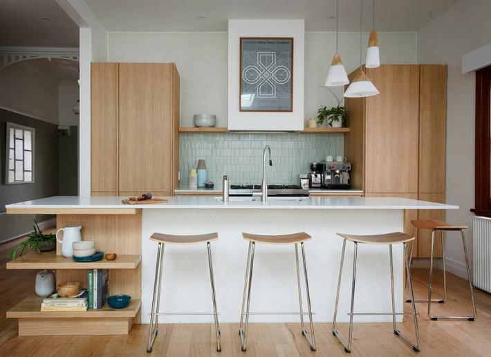 Đừng dè bỉu nhà bếp nhỏ vì 5 ý tưởng thiết kế dưới đây sẽ khiến bạn phải thay đổi  - Ảnh 11.