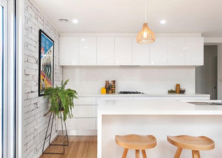 Đừng dè bỉu nhà bếp nhỏ vì 5 ý tưởng thiết kế dưới đây sẽ khiến bạn phải thay đổi  - Ảnh 13.