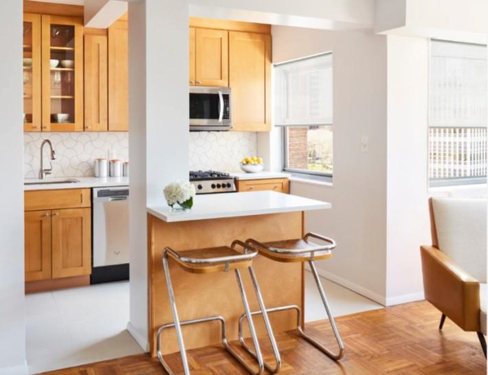Đừng dè bỉu nhà bếp nhỏ vì 5 ý tưởng thiết kế dưới đây sẽ khiến bạn phải thay đổi  - Ảnh 14.