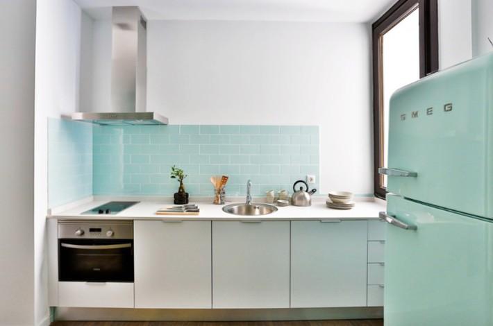 Đừng dè bỉu nhà bếp nhỏ vì 5 ý tưởng thiết kế dưới đây sẽ khiến bạn phải thay đổi  - Ảnh 17.