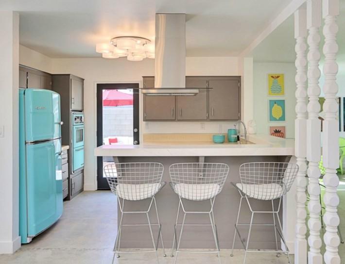Đừng dè bỉu nhà bếp nhỏ vì 5 ý tưởng thiết kế dưới đây sẽ khiến bạn phải thay đổi  - Ảnh 18.