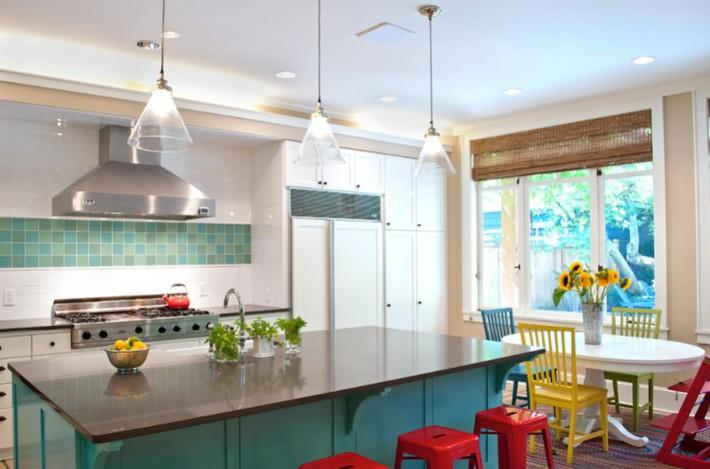 Đừng dè bỉu nhà bếp nhỏ vì 5 ý tưởng thiết kế dưới đây sẽ khiến bạn phải thay đổi  - Ảnh 20.