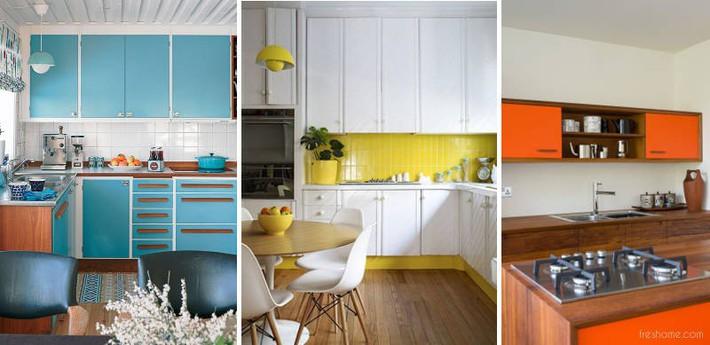 Đừng dè bỉu nhà bếp nhỏ vì 5 ý tưởng thiết kế dưới đây sẽ khiến bạn phải thay đổi  - Ảnh 3.