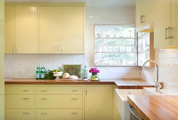 Đừng dè bỉu nhà bếp nhỏ vì 5 ý tưởng thiết kế dưới đây sẽ khiến bạn phải thay đổi  - Ảnh 6.