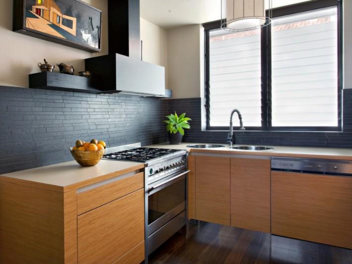 Đừng dè bỉu nhà bếp nhỏ vì 5 ý tưởng thiết kế dưới đây sẽ khiến bạn phải thay đổi  - Ảnh 8.