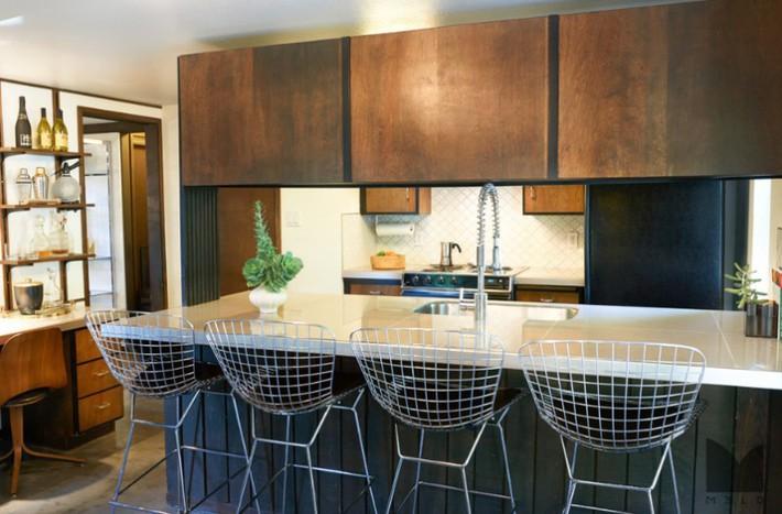 Đừng dè bỉu nhà bếp nhỏ vì 5 ý tưởng thiết kế dưới đây sẽ khiến bạn phải thay đổi  - Ảnh 9.