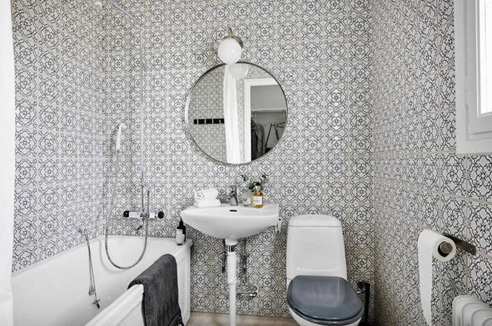 Có một cuộc cách mạng trong thiết kế phòng tắm nhỏ với 8 xu hướng phá vỡ quy tắc   - Ảnh 11.