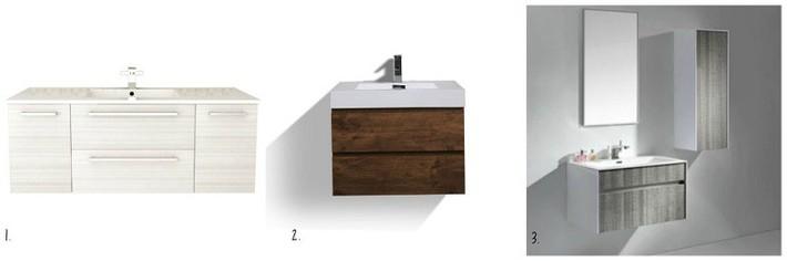 Có một cuộc cách mạng trong thiết kế phòng tắm nhỏ với 8 xu hướng phá vỡ quy tắc   - Ảnh 3.