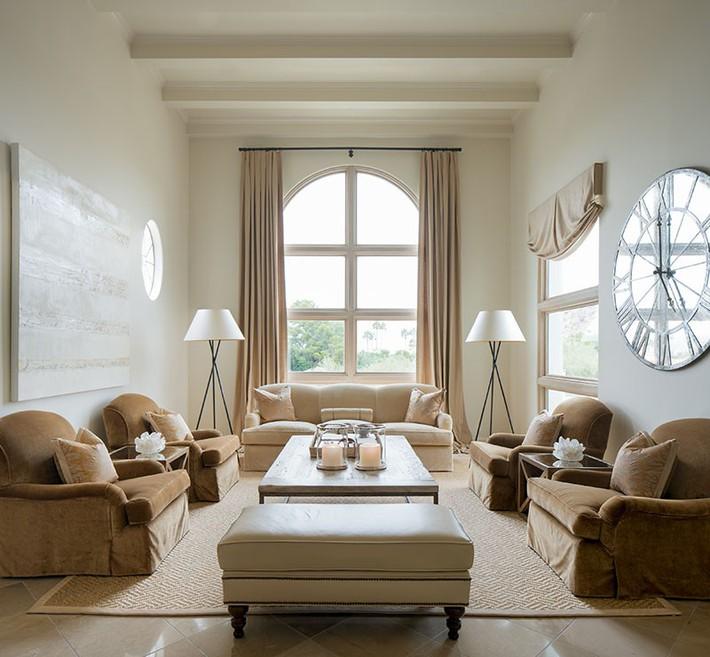 Đừng quên sắm cho gia đình bạn một chiếc ghế bằng nhung khi mùa đông đã về - Ảnh 4.