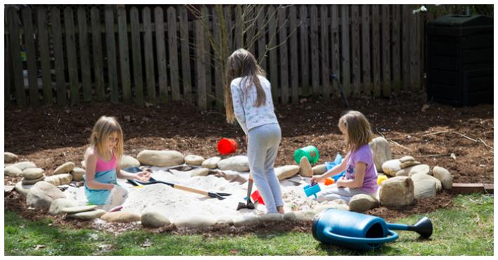 Thiết kế sân chơi ngoài trời cho trẻ như thế nào để hợp lý và thuận tiện nhất  - Ảnh 7.