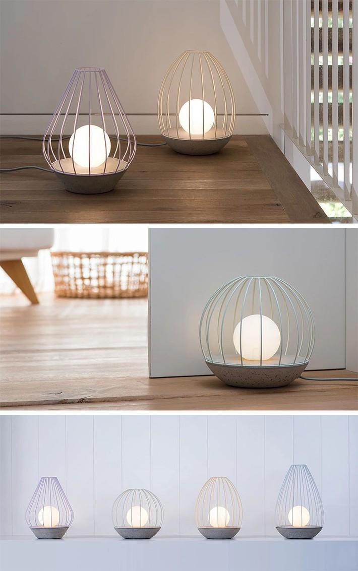 Có những mẫu đèn trang trí siêu ấn tượng này trong nhà thì còn sợ gì không gian sống đơn điệu - Ảnh 10.