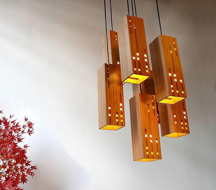 Có những mẫu đèn trang trí siêu ấn tượng này trong nhà thì còn sợ gì không gian sống đơn điệu - Ảnh 11.