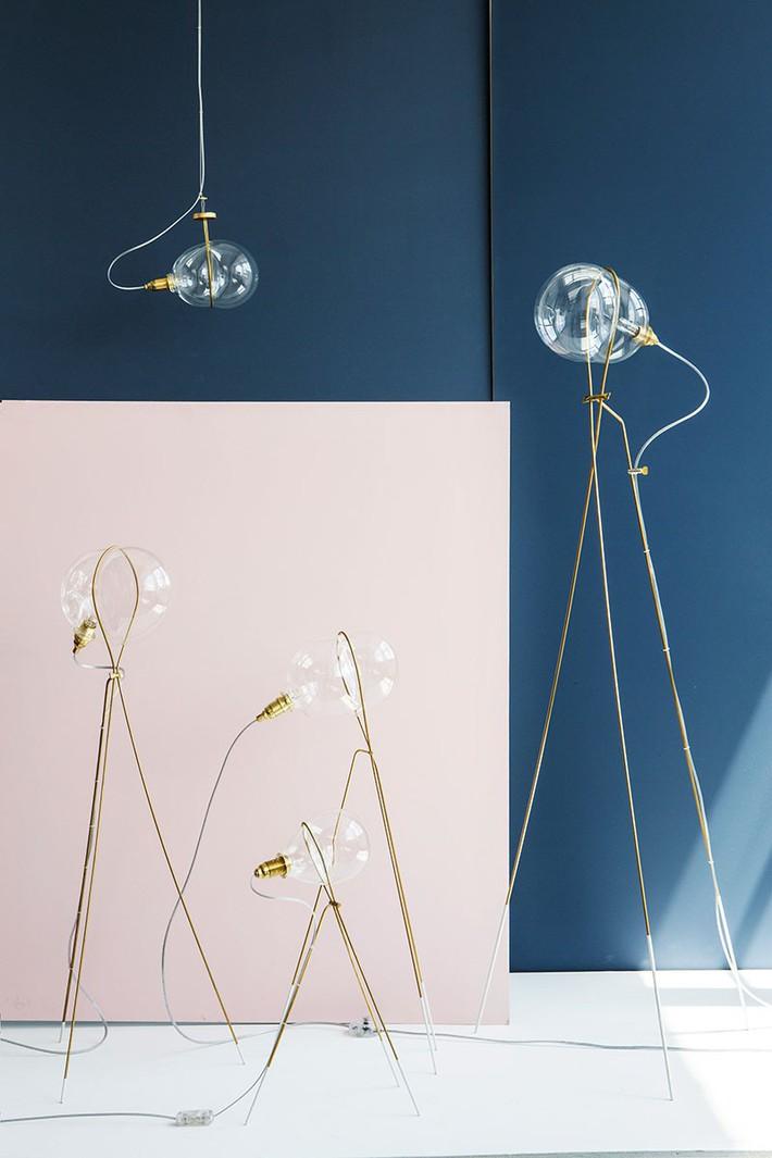 Có những mẫu đèn trang trí siêu ấn tượng này trong nhà thì còn sợ gì không gian sống đơn điệu - Ảnh 15.