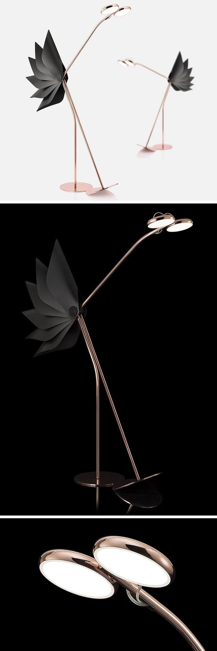 Có những mẫu đèn trang trí siêu ấn tượng này trong nhà thì còn sợ gì không gian sống đơn điệu - Ảnh 16.