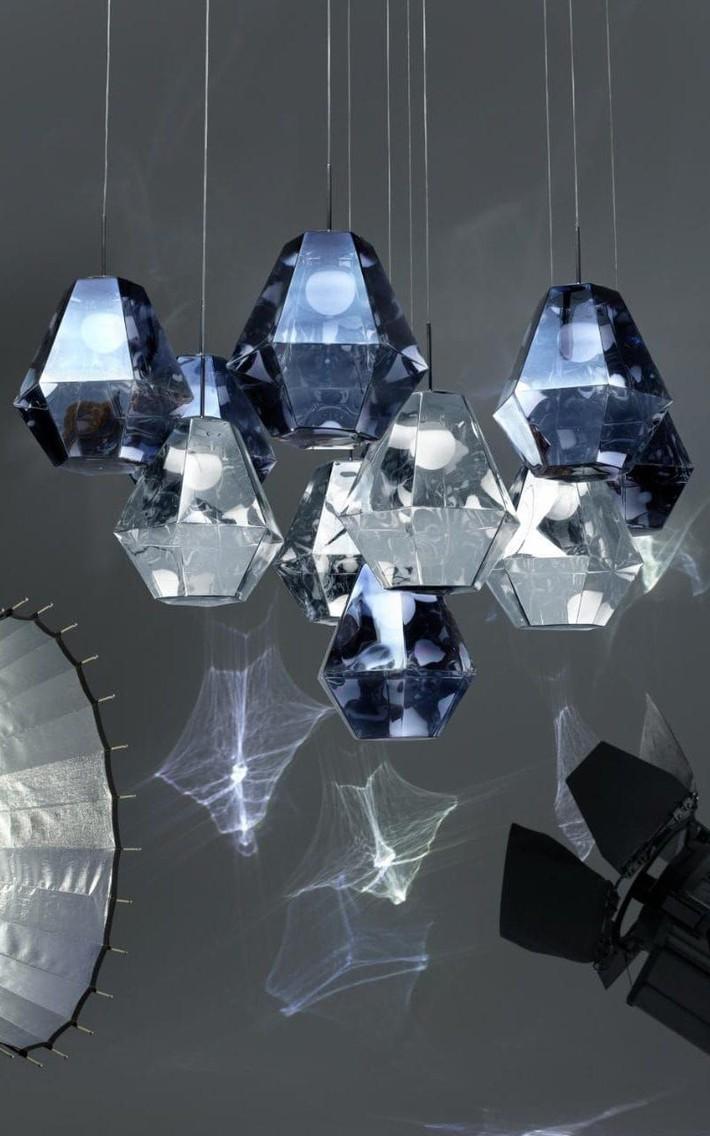 Có những mẫu đèn trang trí siêu ấn tượng này trong nhà thì còn sợ gì không gian sống đơn điệu - Ảnh 17.