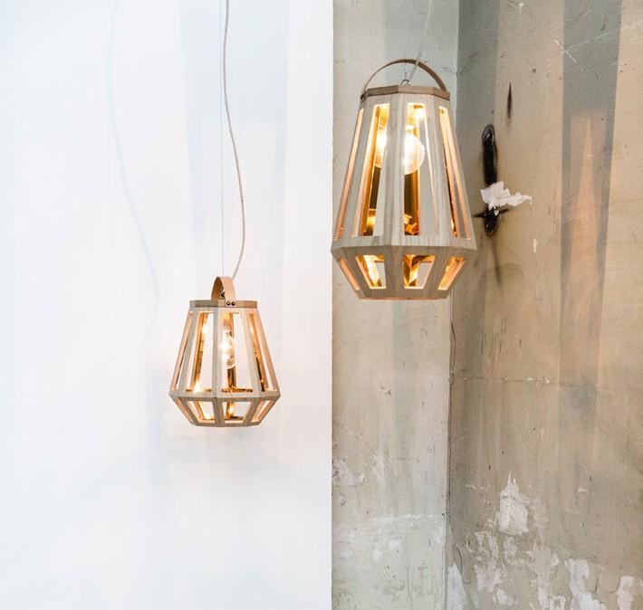 Có những mẫu đèn trang trí siêu ấn tượng này trong nhà thì còn sợ gì không gian sống đơn điệu - Ảnh 4.
