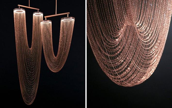 Có những mẫu đèn trang trí siêu ấn tượng này trong nhà thì còn sợ gì không gian sống đơn điệu - Ảnh 6.