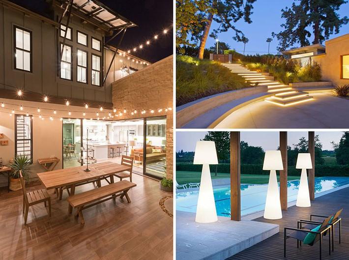 Ngôi nhà nhỏ sẽ lung linh hơn nhờ 8 ý tưởng sử dụng đèn trang trí dưới đây - Ảnh 1.