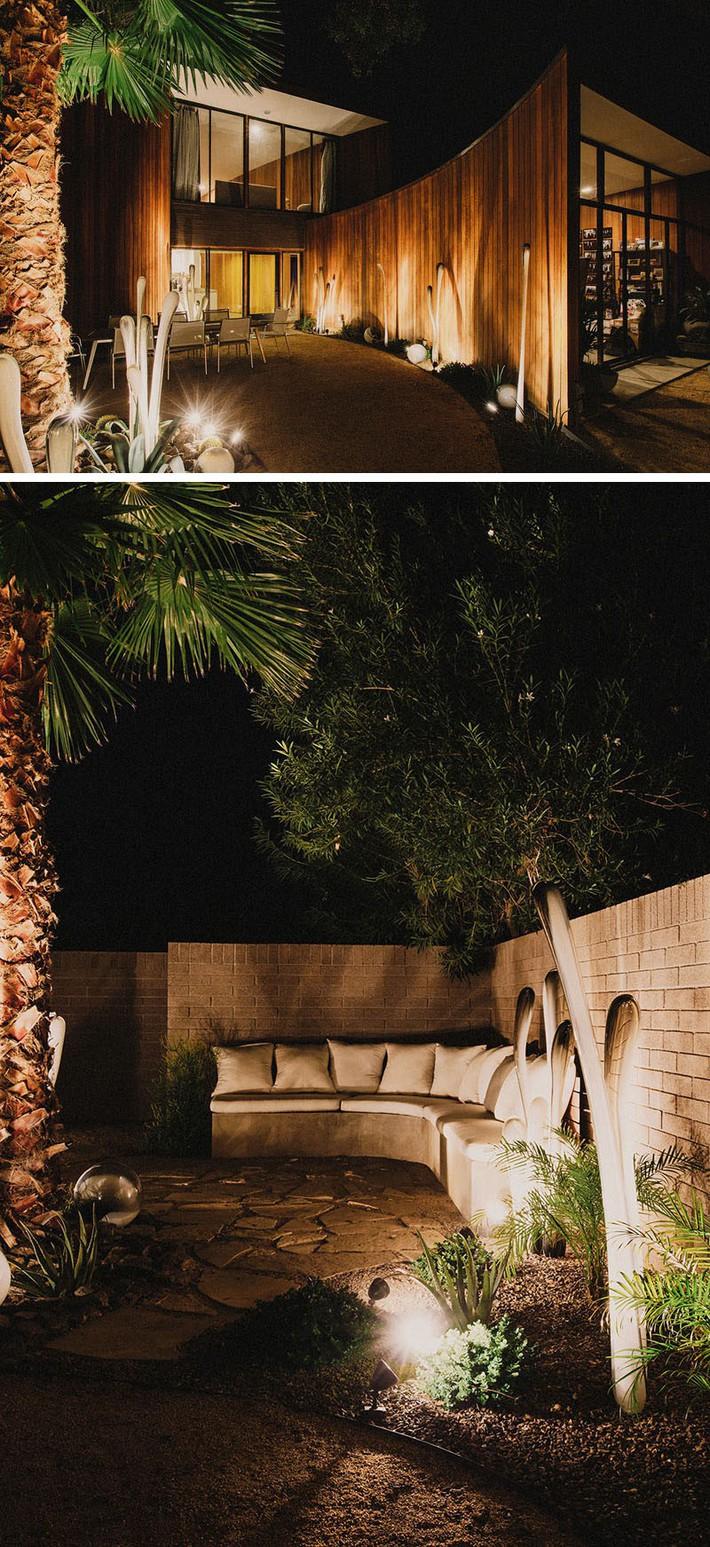 Ngôi nhà nhỏ sẽ lung linh hơn nhờ 8 ý tưởng sử dụng đèn trang trí dưới đây - Ảnh 9.