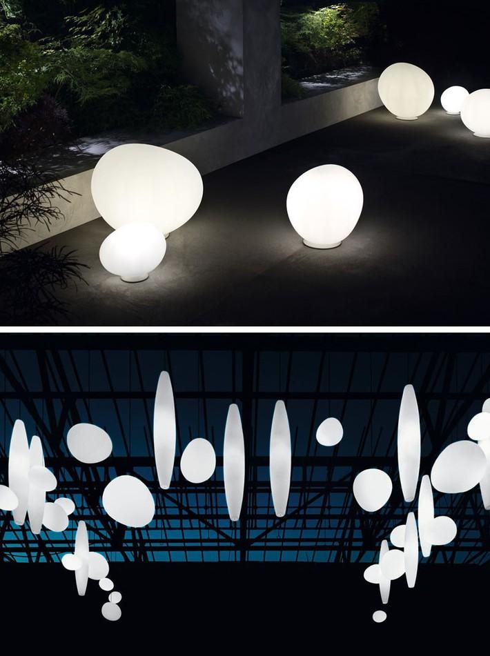 Ngôi nhà nhỏ sẽ lung linh hơn nhờ 8 ý tưởng sử dụng đèn trang trí dưới đây - Ảnh 12.