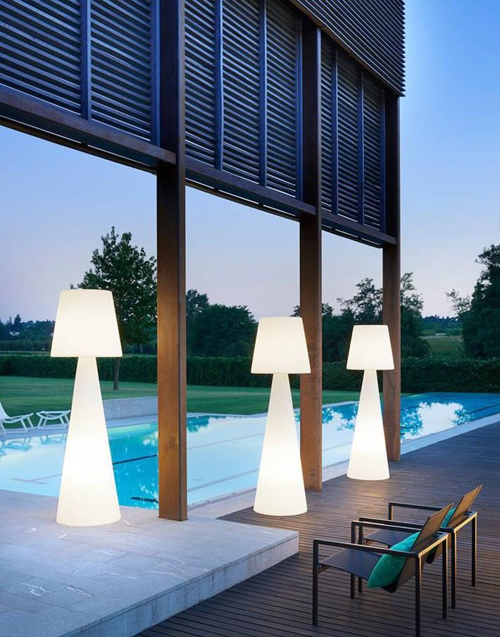 Ngôi nhà nhỏ sẽ lung linh hơn nhờ 8 ý tưởng sử dụng đèn trang trí dưới đây - Ảnh 16.
