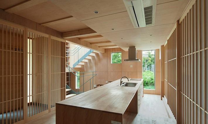 Một chút khám phá phong cách nhà ở kiểu Nhật. - Ảnh 5.