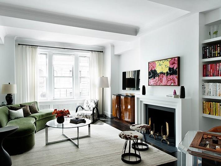 Nhìn xem bạn có thể học hỏi được rất nhiều từ những căn phòng khách có thiết kế hoàn hảo này - Ảnh 16.