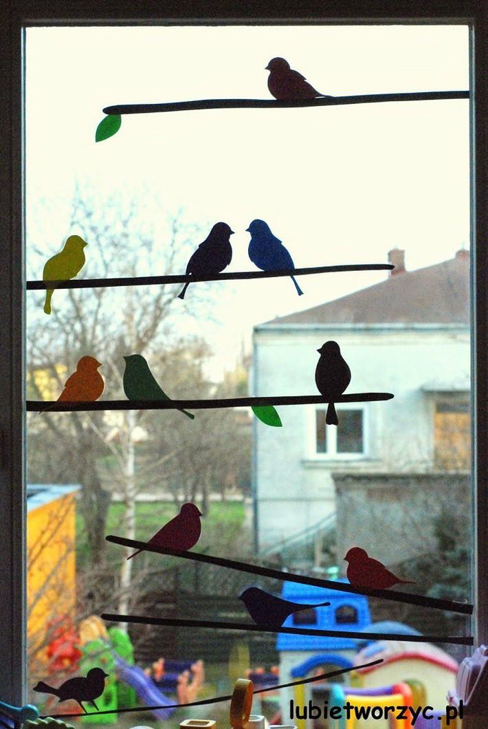 Những cách trang trí cửa sổ đơn giản mà đẹp bất ngờ không phải ai cũng biết - Ảnh 2.
