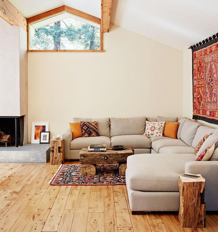 Nếu yêu thích vẻ mộc mạc của gỗ thô thì đừng bỏ lỡ những gợi ý thú vị dưới đây - Ảnh 1.