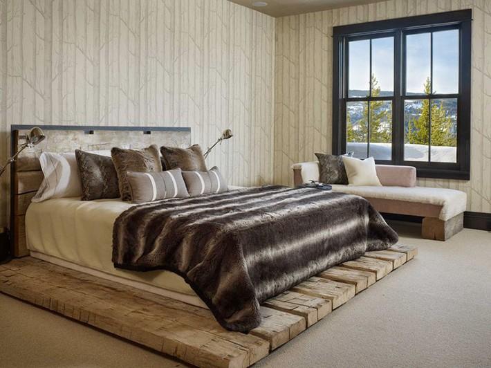 Nếu yêu thích vẻ mộc mạc của gỗ thô thì đừng bỏ lỡ những gợi ý thú vị dưới đây - Ảnh 12.
