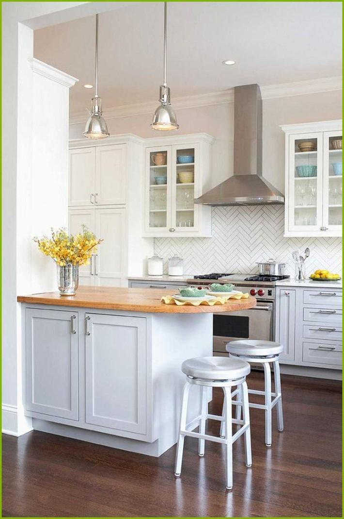 Những mẹo giúp bạn hô biến nhà bếp to lên trông thấy   - Ảnh 6.
