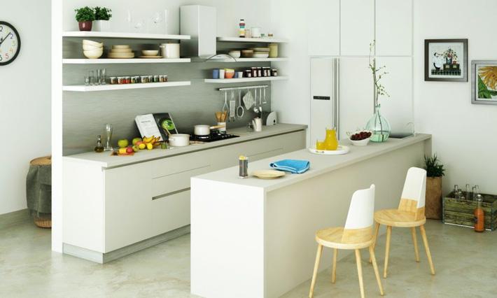 Những mẹo giúp bạn hô biến nhà bếp to lên trông thấy   - Ảnh 5.