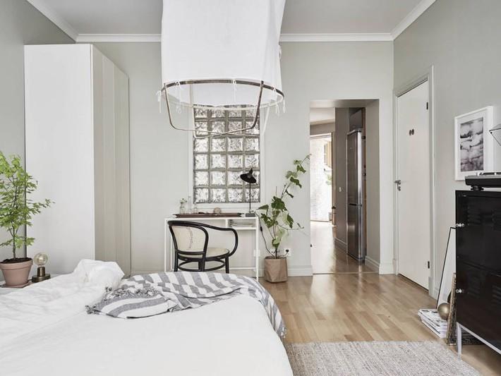 Căn hộ nhỏ chỉ 35m² nhưng được thiết kế đẹp đến từng đường nét - Ảnh 11.