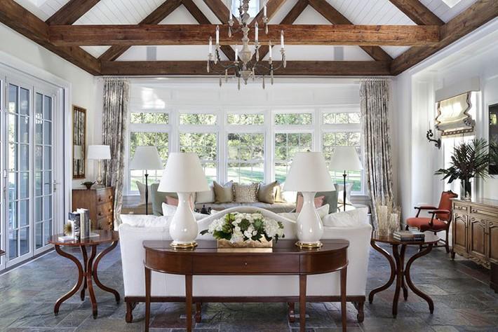 Thiết kế hẳn một không gian thư giãn riêng đang là cách để các gia đình tận hưởng kỳ nghỉ cuối tuần thật trọn vẹn - Ảnh 1.