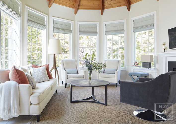 Thiết kế hẳn một không gian thư giãn riêng đang là cách để các gia đình tận hưởng kỳ nghỉ cuối tuần thật trọn vẹn - Ảnh 10.