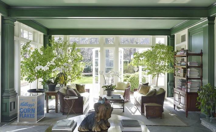Thiết kế hẳn một không gian thư giãn riêng đang là cách để các gia đình tận hưởng kỳ nghỉ cuối tuần thật trọn vẹn - Ảnh 13.