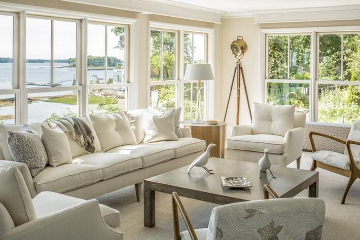 Thiết kế hẳn một không gian thư giãn riêng đang là cách để các gia đình tận hưởng kỳ nghỉ cuối tuần thật trọn vẹn - Ảnh 16.