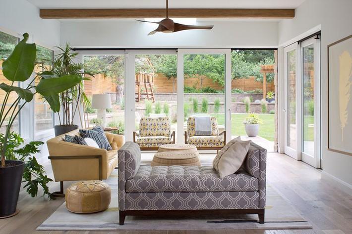 Thiết kế hẳn một không gian thư giãn riêng đang là cách để các gia đình tận hưởng kỳ nghỉ cuối tuần thật trọn vẹn - Ảnh 17.