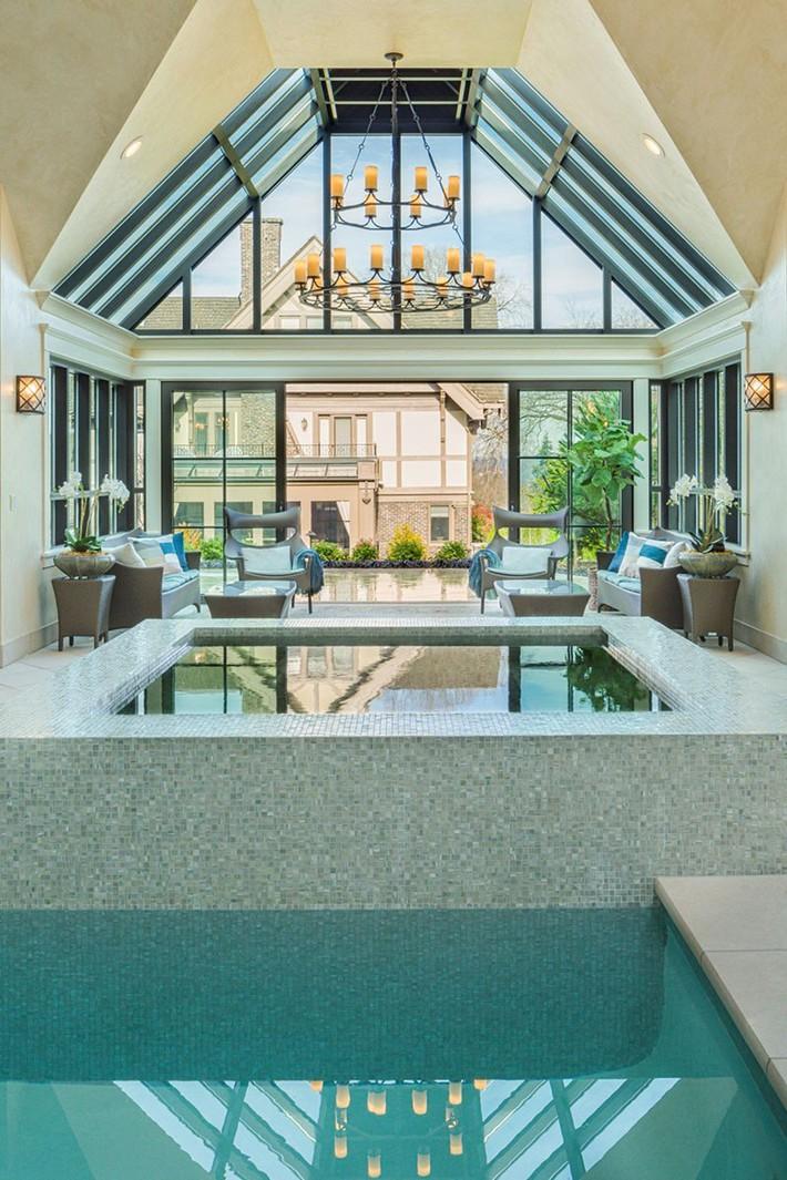 Thiết kế hẳn một không gian thư giãn riêng đang là cách để các gia đình tận hưởng kỳ nghỉ cuối tuần thật trọn vẹn - Ảnh 19.