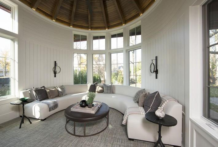 Thiết kế hẳn một không gian thư giãn riêng đang là cách để các gia đình tận hưởng kỳ nghỉ cuối tuần thật trọn vẹn - Ảnh 3.