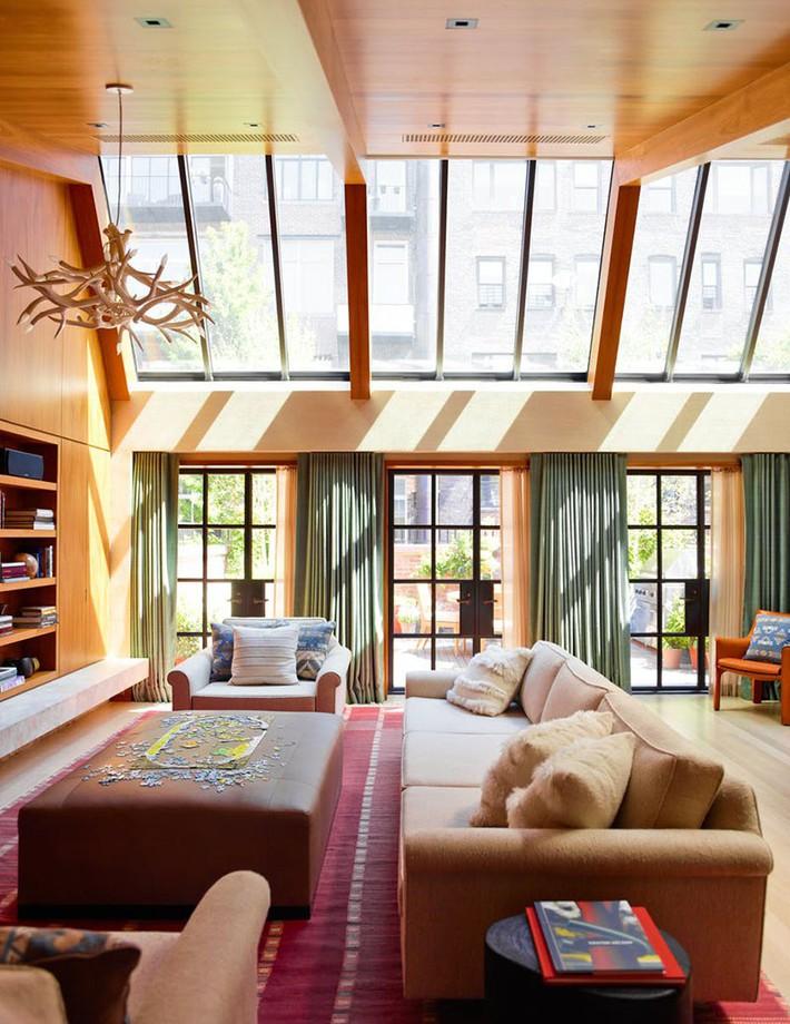 Thiết kế hẳn một không gian thư giãn riêng đang là cách để các gia đình tận hưởng kỳ nghỉ cuối tuần thật trọn vẹn - Ảnh 4.