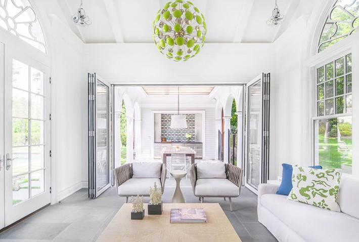 Thiết kế hẳn một không gian thư giãn riêng đang là cách để các gia đình tận hưởng kỳ nghỉ cuối tuần thật trọn vẹn - Ảnh 8.