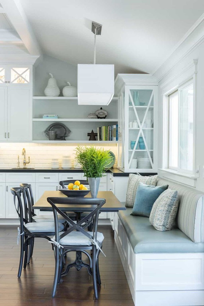Tuyệt vời làm sao khi bạn có thể trang trí căn bếp gia đình từ chính những đồ dùng, dụng cụ nhà bếp - Ảnh 13.